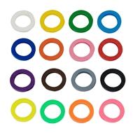 Rozlišovač ring průměr 24 mm - 16 barev