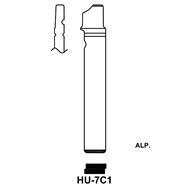 Polotovar klíče HU-C1