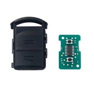 Dálkový ovladač OPEL Corsa C 2 tlačítka 433 MHz