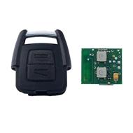 Dálkový ovladač OPEL Astra G 2 tlačítka,433 MHz