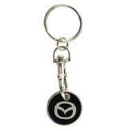 Přívěšek na klíče žeton Mazda