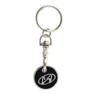 Přívěšek na klíče žeton Hyundai