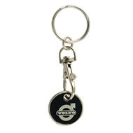 Přívěšek na klíče žeton Volvo