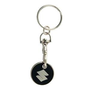 Přívěšek na klíče žeton Suzuki