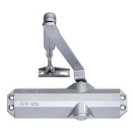 Zavírač GU BKS OTS 140 EN 2-4 s ramínkem bez aretace, stříbrný