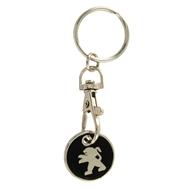 Přívěšek na klíče žeton Peugeot