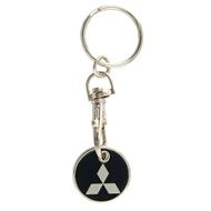 Přívěšek na klíče žeton Mitsubishi