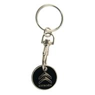 Přívěšek na klíče žeton Citroen