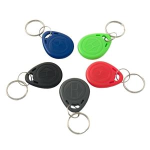 Bezkontaktní RFID klíčenky EM4305 125 KHz, model 1, programovatelné