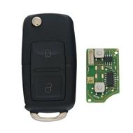 Dálkový ovladač XKB508EN 2 tlačítka Xhorse Wired