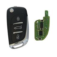 Dálkový ovladač XNDS00EN 3 tlačítka Xhorse Wireless s čipem ID47(Hitag3), PCF7961X