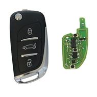 Dálkový ovladač XEDS01EN 3 tlačítka Xhorse Super Model s čipem ID46(Hitag2), PCF7936 XT27