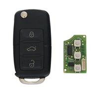Dálkový ovladač XKB510EN 3 tlačítka Xhorse Wired