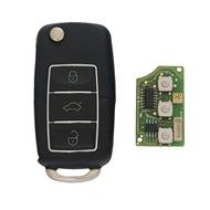 Dálkový ovladač XKB506EN 3 tlačítka Xhorse Wired