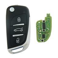 Dálkový ovladač XKDS00EN 3 tlačítka Xhorse Wired