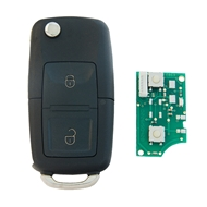 Dálkový ovladač B01, 2 tlačítka KeyDIY
