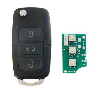 Dálkový ovladač B01-3, 3 tlačítka KeyDIY