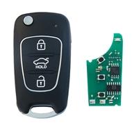 Dálkový ovladač B04, 3 tlačítka KeyDIY
