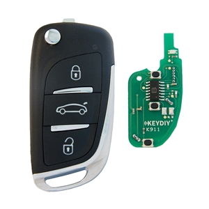 Dálkový ovladač B11, 3 tlačítka KeyDIY