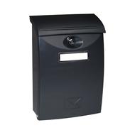 Schránka poštovní plastová BK.03 AM černá mat