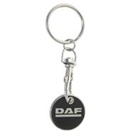 Přívěšek na klíče žeton DAF