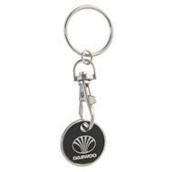 Přívěšek na klíče žeton Daewoo