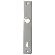 Štíty vratové pro klíč K 784 stříbrné