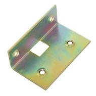Zapadací plech lomený 11021 Žlutý zinek