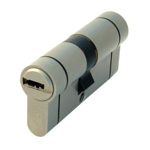 Vložka cylindrická IFAM M+ s ochranou proti rozlomení a prostup. spojkou, 5 klíčů