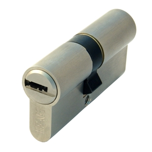 Vložka cylindrická IFAM M s prostupovou spojkou, 5 klíčů