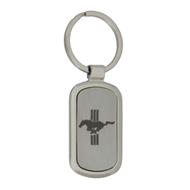 Přívěšek na klíče kov Mustang