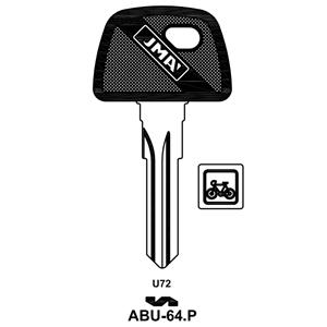 Polotovar klíče ABU-64P