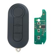Dálkový ovladač Fiat, PSA, 3 tlačítka, Delphi BSI